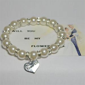 Flower Girl Bracelet