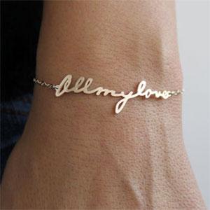 Signature Gift Bracelet
