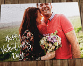 Personalized Puzzle 210 Pieces, Valentines Day Gift For Her, Valentines Day Gift For Him, Custom Puzzle, Jigsaw Puzzle, Picture Puzzle