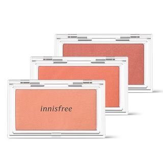 innisfree - My Palette My Blusher Veil - 6 Colors #06 Rose Coral