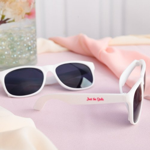 Personalized Sunglasses Text Silk Screen