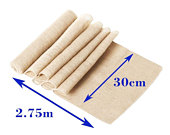 HESSIAN TABLE RUNNER Shabby Chic Rustic Party Decoration Natural Jute Vintage Burlap