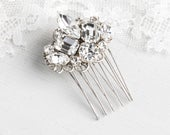 Crystal bridal comb, bridal pins, hairpins, small bridal comb, crystal pins, hair pin, crystal hair pin, wedding accessorie