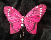 Butterfly Hair Pin Decoration