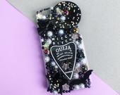 Witch bitch glitter ouija planchette decoden phone case Can be made for any device