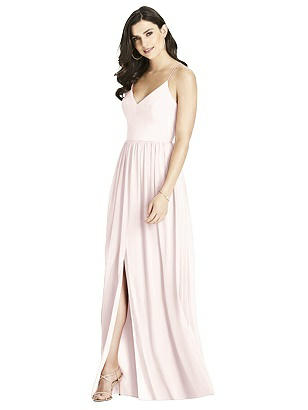 Special Order Criss Cross Strap Backless Maxi Dress