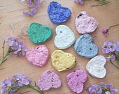 Gorgeous eco friendly wildflower seed bombs, perfect wedding favours. Wildflowers to encourage bees and butterflies. Free shipping in uk.