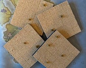 5 x 5 Handmade Modular DnD Pack of 4 Tile Textured Sand Scatter Dungeons Dragons Pathfinder RPG Table Top Gaming