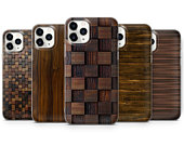 Wood Phone Case Aesthetic Wooden Pattern Cover iPhone 7, 8, SE 2020, XS, XR, 11PRO, Samsung S7, S8, A6, J6, Huawei P90, P20, P30, P40, M226