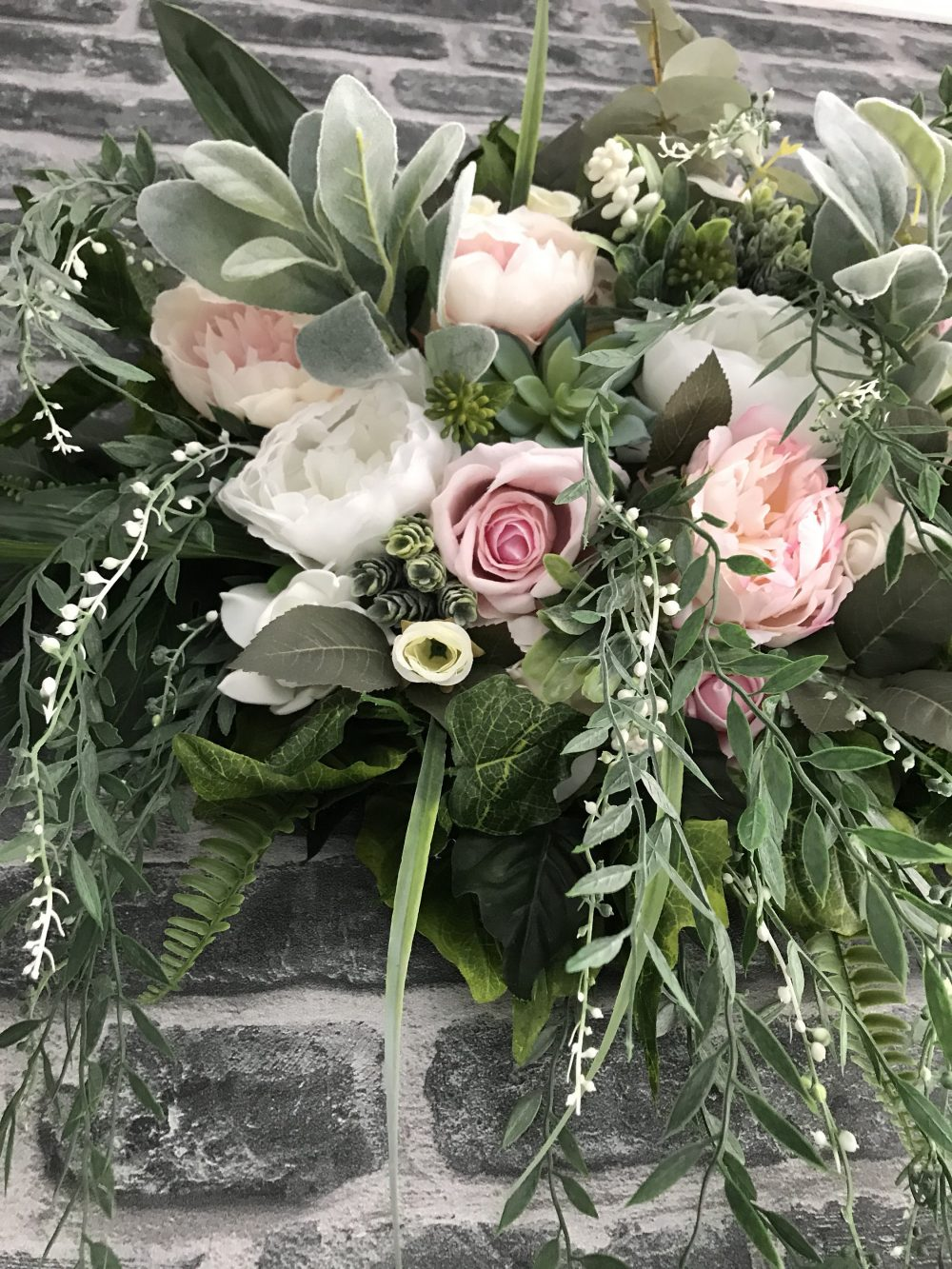 Arbour Arch Flower Display Flowers For The
