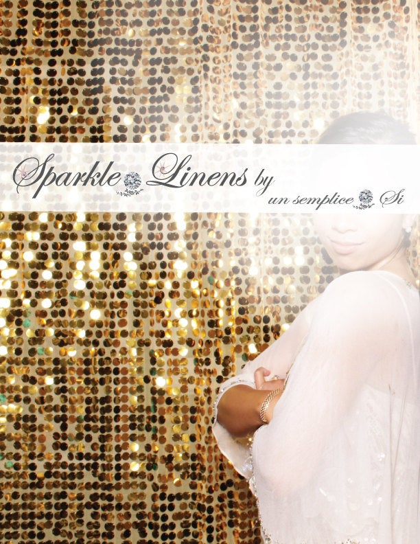 Sequin Backdrop, Backdrop Swag, Background, Fast Shipping
