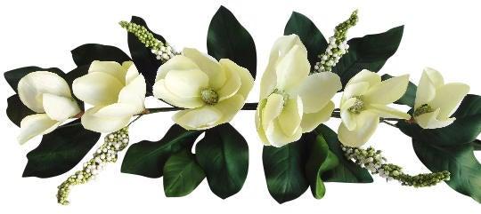 "32"" Magnolia Swag"