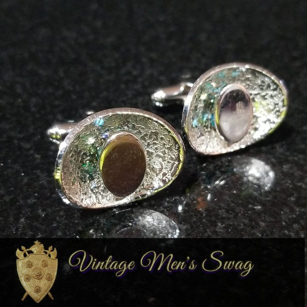 Amazing Vintage Cufflinks Offered By Vintage Men's Swag Fz-14