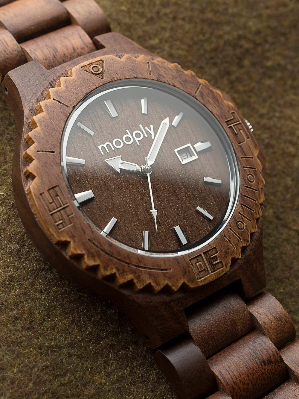 Groom Gift From Bride, Best Man Watch, Groomsmen Wedding Engraved Wood For Him, Custom Personalized Watch