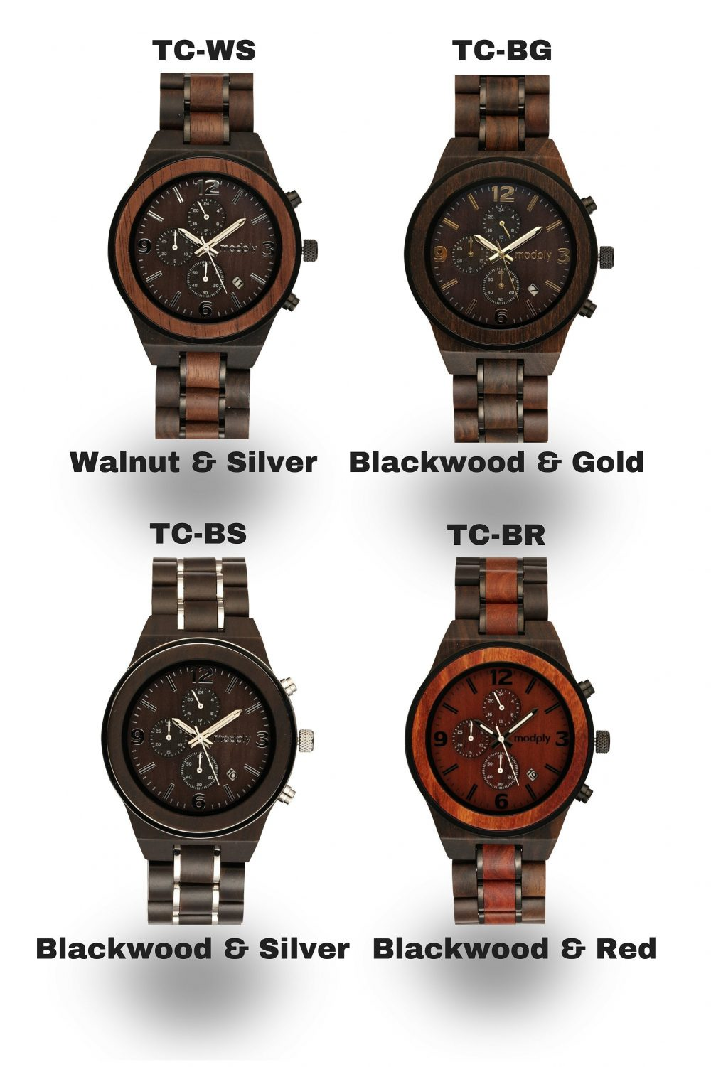 Groomsmen Watches Set Of 4-16, Proposal Gift, Wood Pack, Wedding Groom Watches, Best Man Monogram