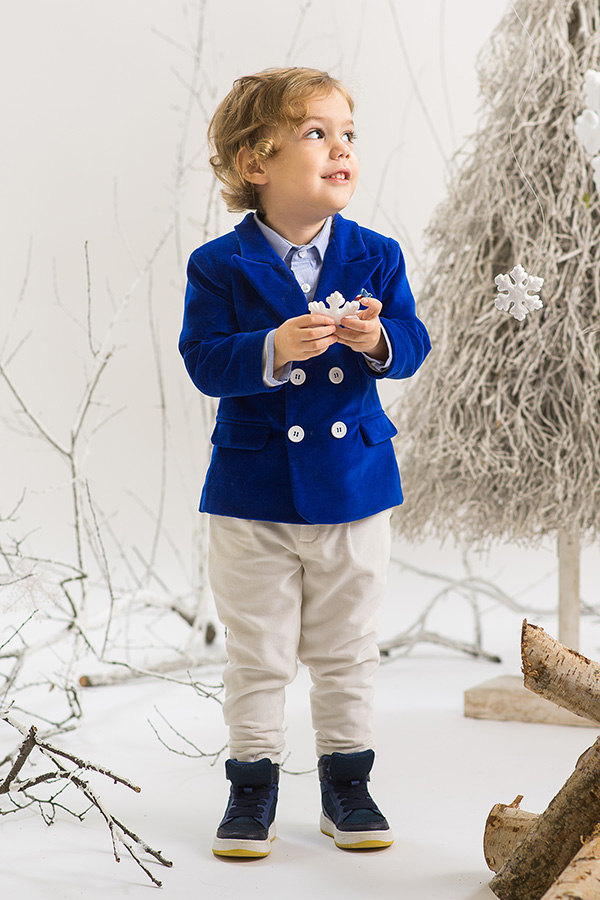 Royal Blue Suit, Christening Outfit, Ring Bearer Suit For Baptism, Special Occasion First Birthday Formal Boy