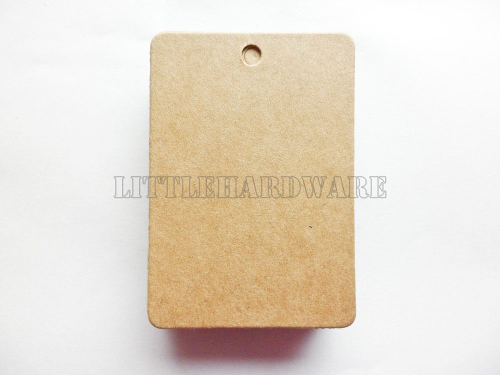 100 Pcs 42mmx60mm Rectangle Blank Printable Tags For Wedding Favors, Personalized Favor Tags, Printable Tags, Wedding