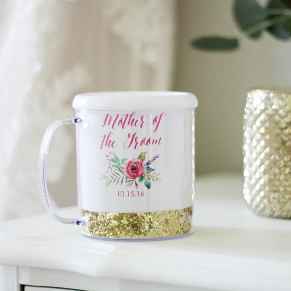 Bridal Party Coffee Mug Gift, Mother Of The Bride The Groom Wedding Day Gifts, Gifts For Parents