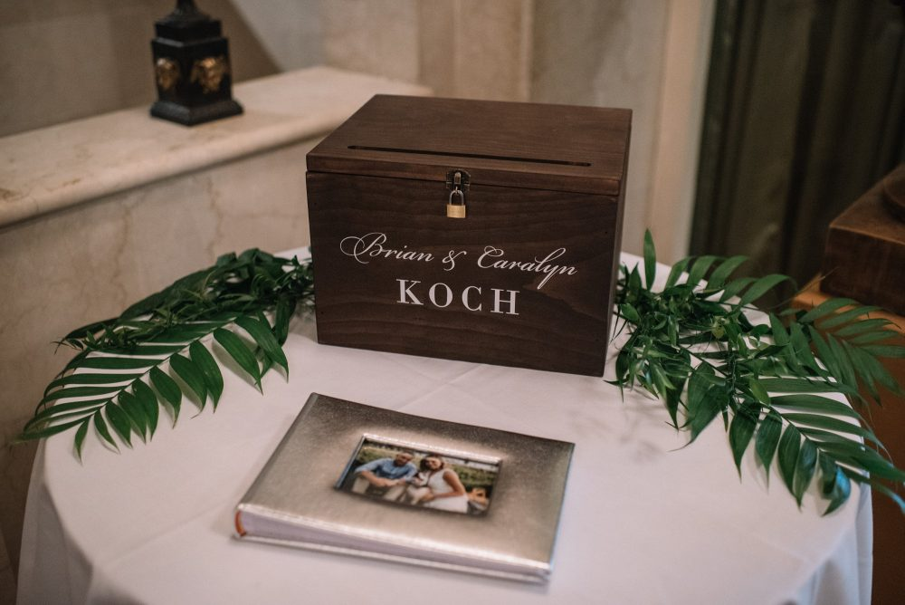 Card Box With Lock | Wedding Money Rustic Card Box Holder Slot