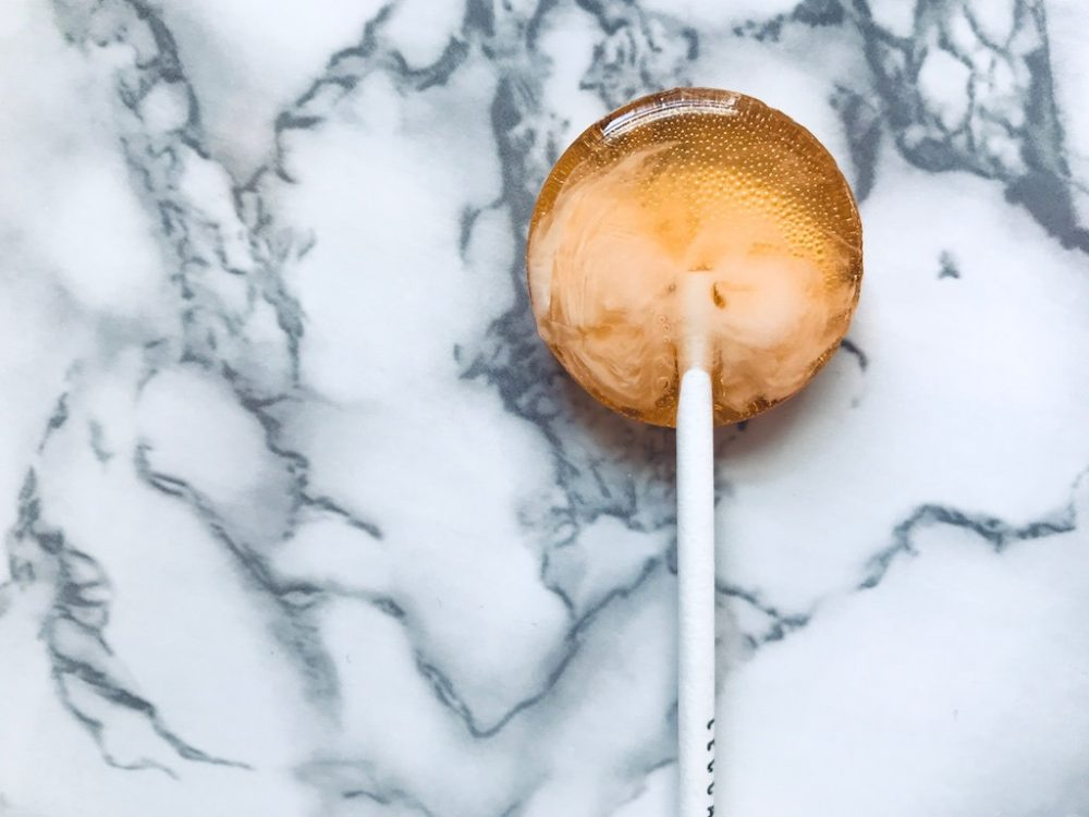 Peaches & Cream Lollipops // Fall Wedding Favors Spring Idea Summer For Guest Leccare 20 Count