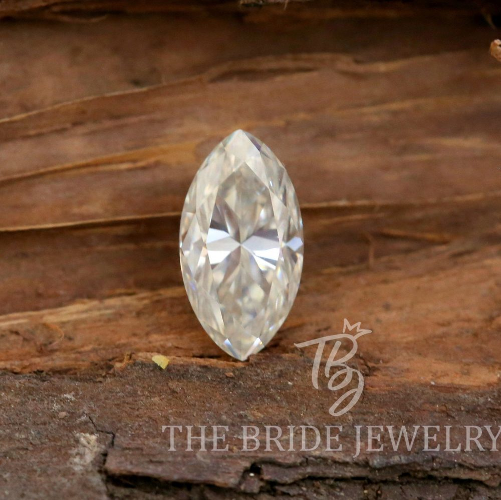 3 Ct Marquise Moissanite, Near Colorless Loose Moissanite, Customised Ring, Engagement Ring, Wedding Ring, Diamond Alternatives, Easter Gift