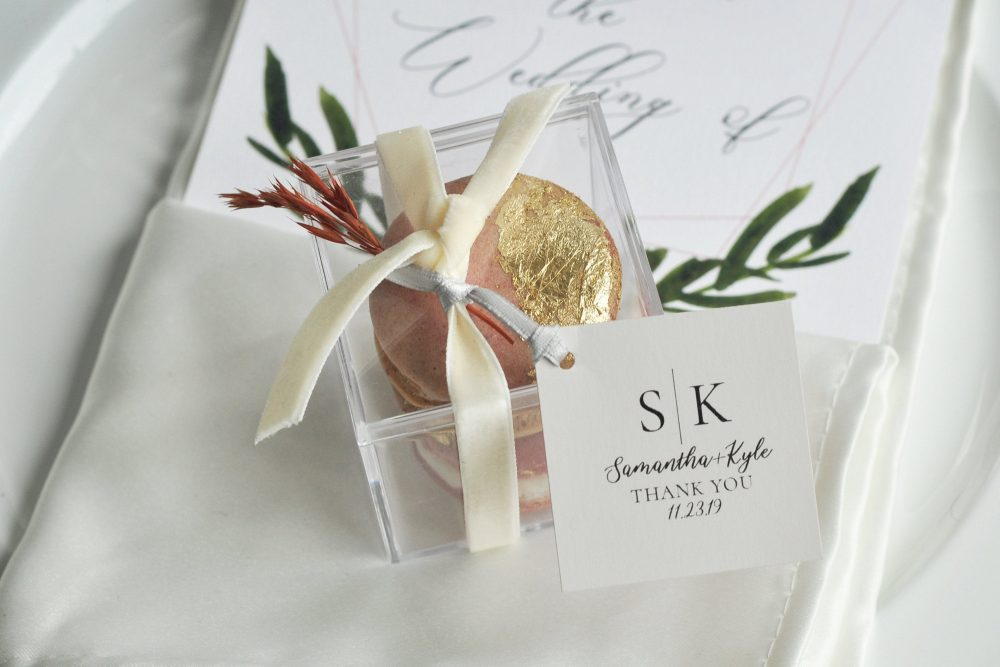 Pre-Order Only. Available Mid-October. Wedding Favor Boxes Personalized. | 1 Set Of 10 Fall Favors. Boxes. S2Ab