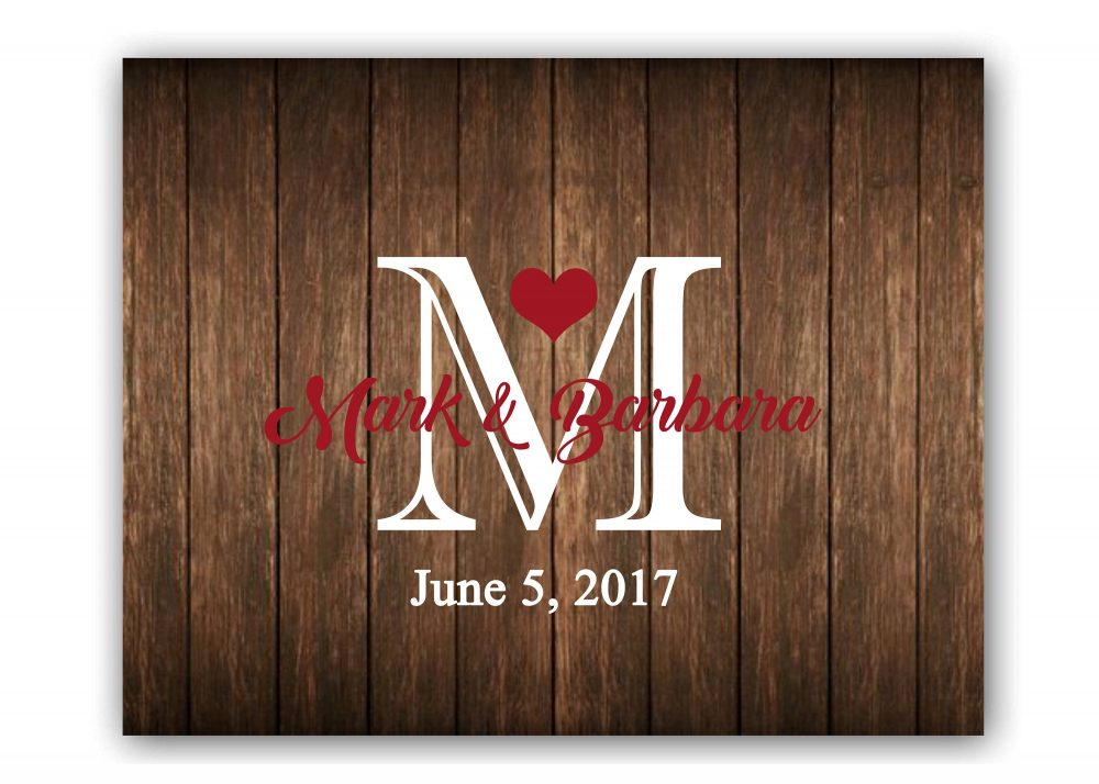 Rustic Wood Pallet Wedding Welcome Sign Guest Book Alternative Guestbook Custom #ws lb 0725