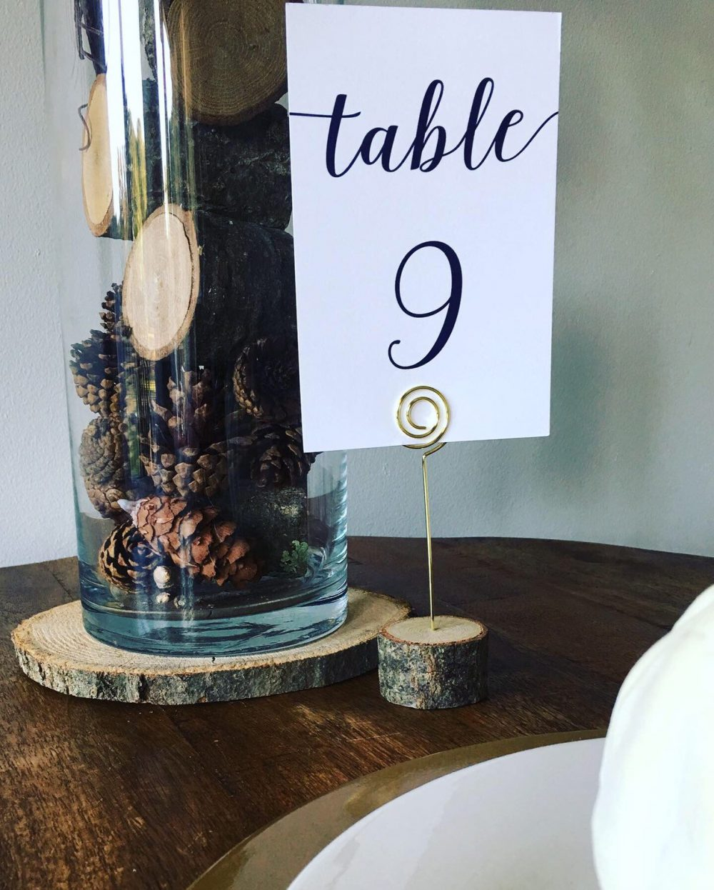 Rustic Table Number Holder|Rustic Place Card Holder|Wood Holder|Place Holders|Table Holders|Rustic Wedding