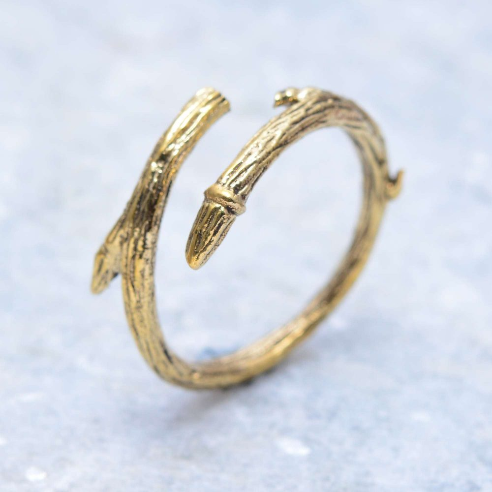 Gold Snake Ring, Serpent Dainty Boho Rings, Rings For Women, Wrap Minimalist Jewelry, Gift Ideas