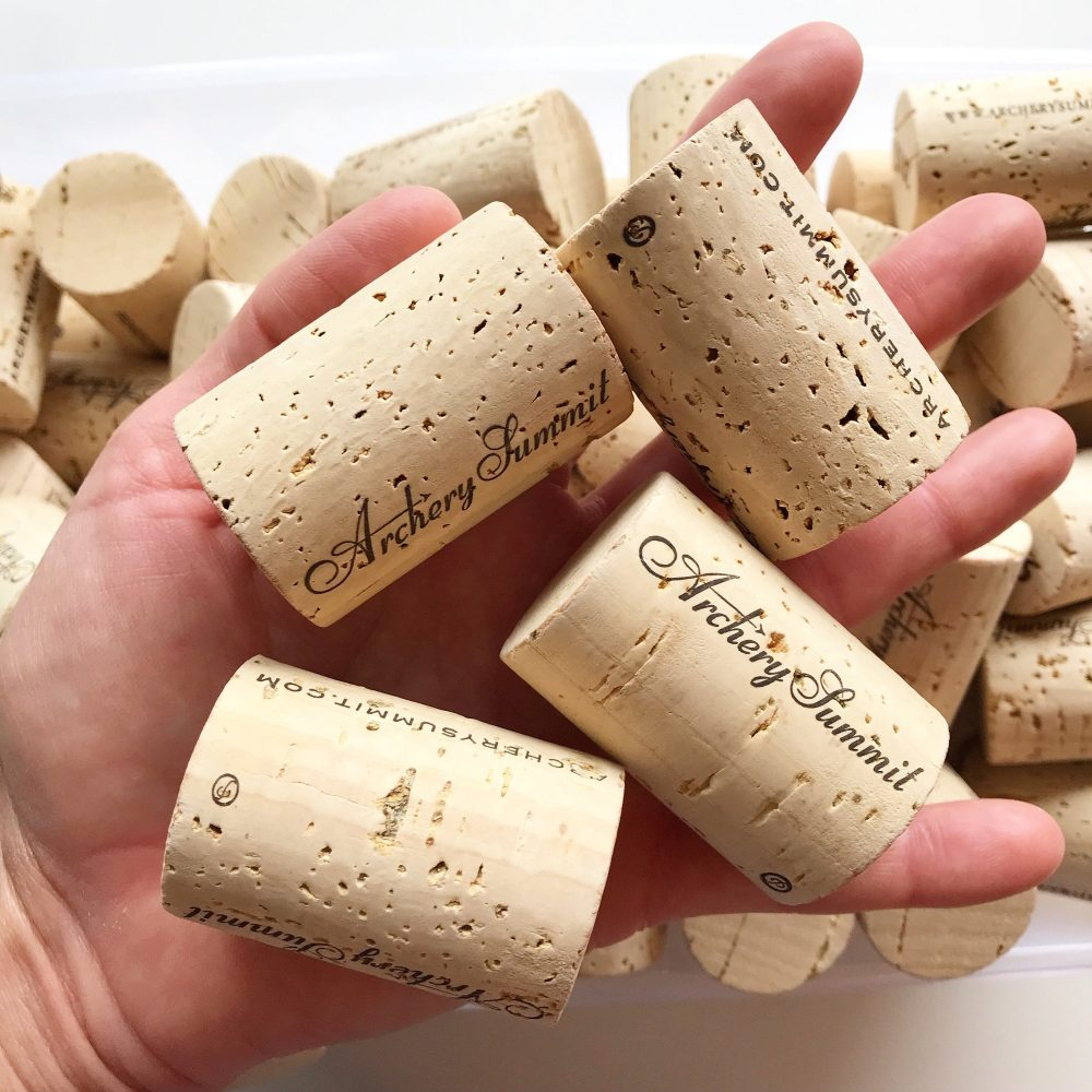 Giant Wine Corks For Diy Wedding Signs. Cork Crafts. Favors. Make Your Own Table Number Holders