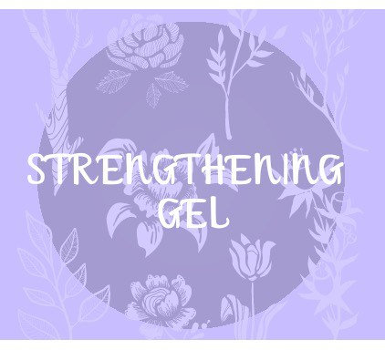strengthening Gel | Add On Less Chipping Your Gel Nails Jewels Nails