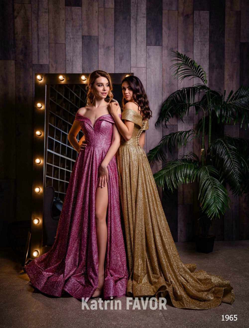 Prom Dress Long Sexy Pink Gold Glitter Evening Gown Corset Formal Alternative Wedding Plus Size Maxi