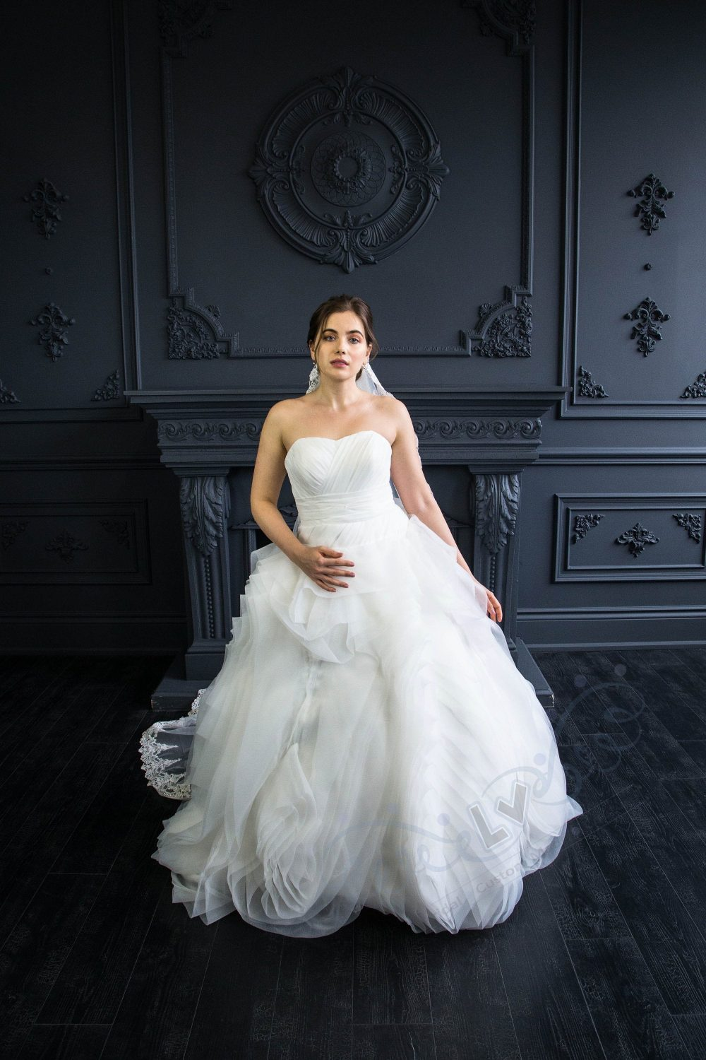Wedding Gown, Wedding Dress, Plus Size Dress Available