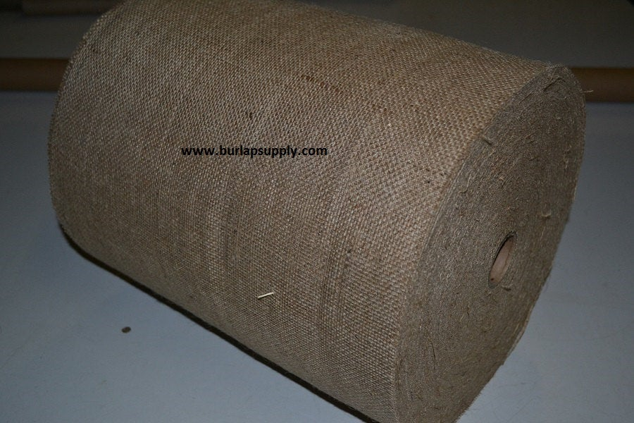 10 Inch Wide Oz Burlap Roll 100 Yards