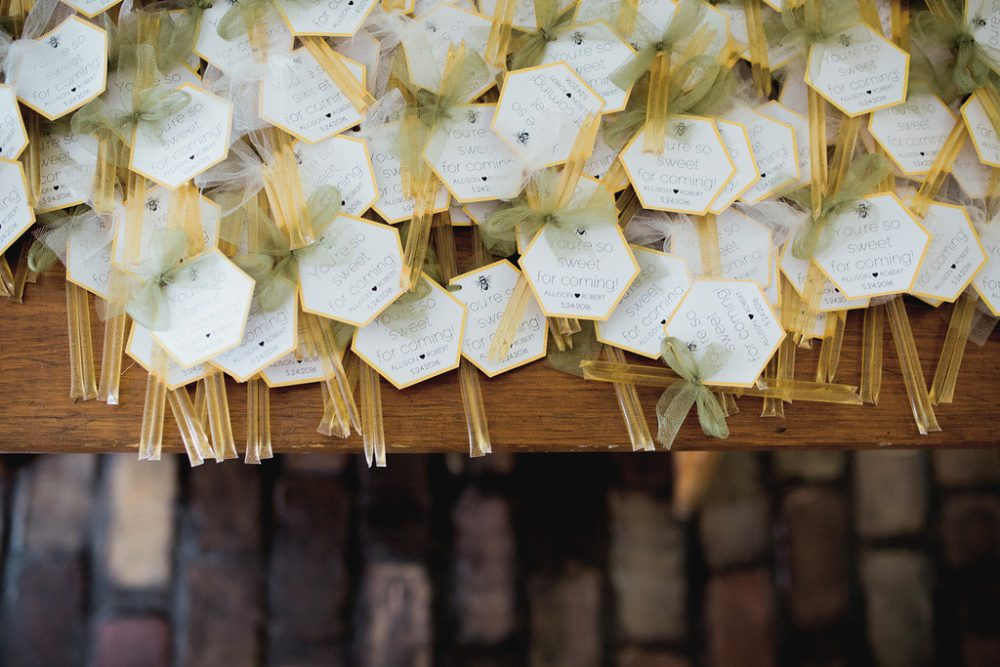 Custom Honey Wedding Favors, Cheap Stick Rustic Elegant Favors