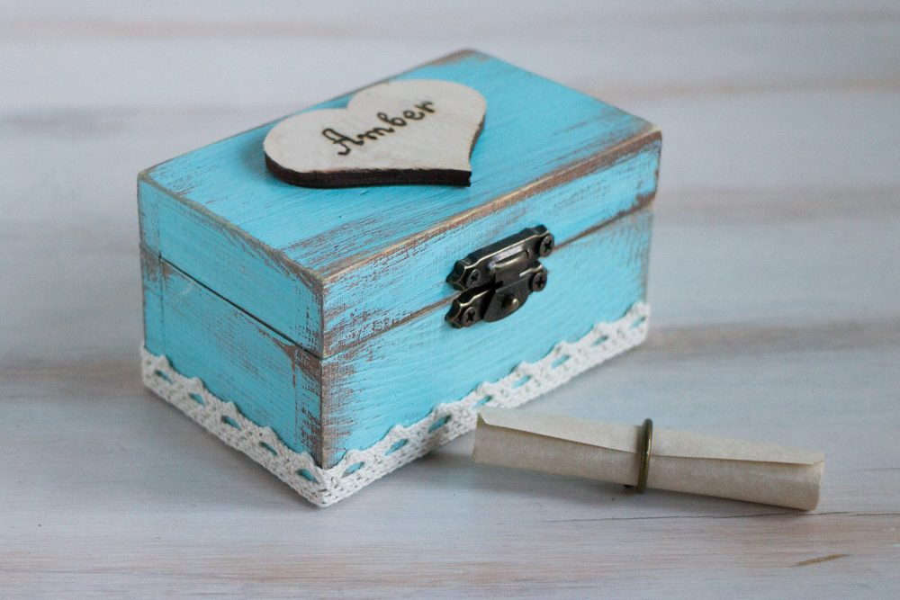 Will You Be My Personalized Bridesmaid Gift Box Proposal Maid Of Honour Bridesmaids Flower Girl Invite Custom Box
