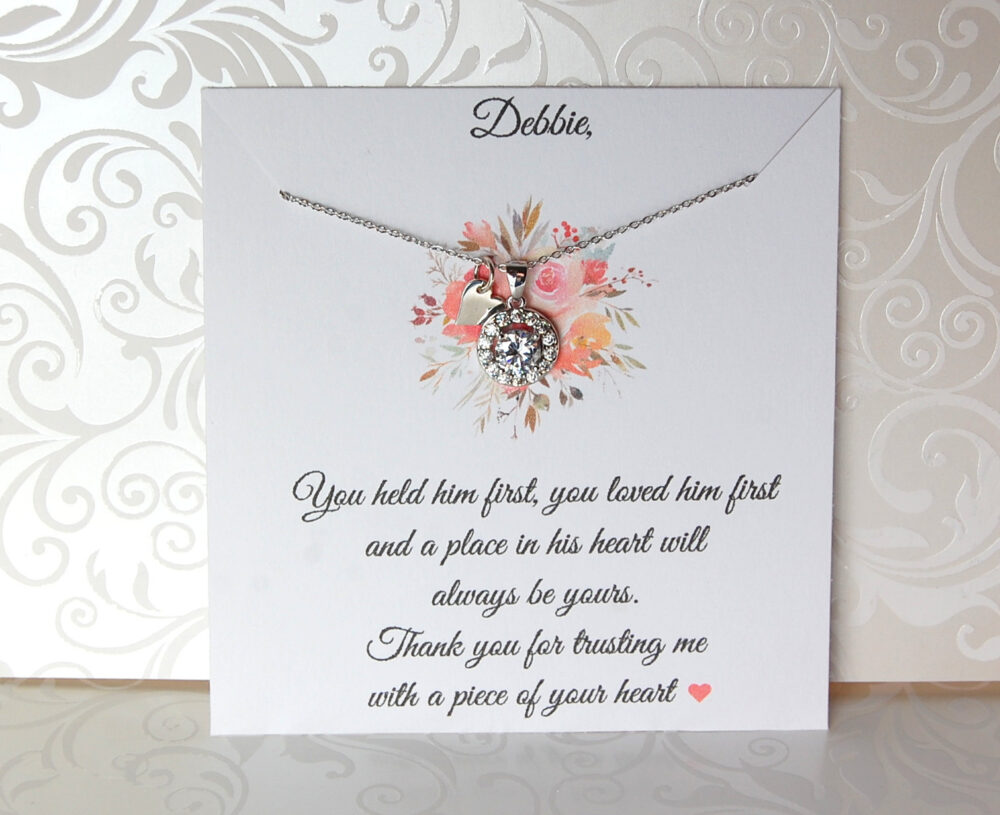 Mother Of The Groom Gift, in Law Bride Wedding Future Gift