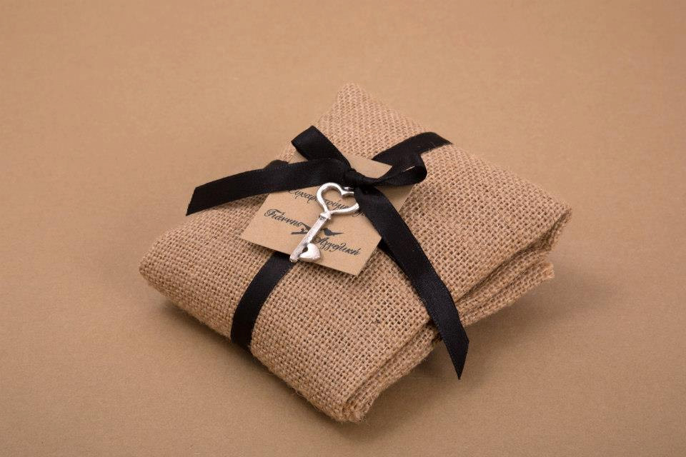Wedding Favors, Burlap Wedding Favor Bags, Bomboniere, Tag, Bridal Shower Favor, Gift For Guest, Bomboniere Set Of 25Pcs