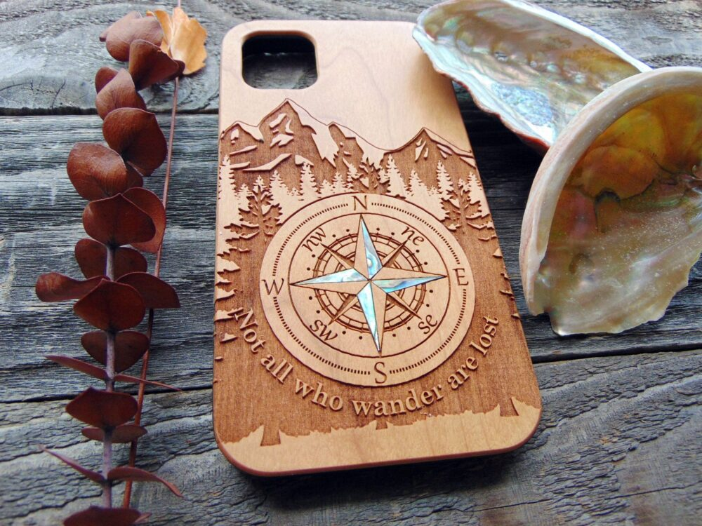 Mountain Design Phone Case, Personalized Christmas Gift For Boyfriend, Iphone 11 12 Pro Max, 7 8 Plus, Xr Xs Max, Samsung Galaxy S20 Note 20
