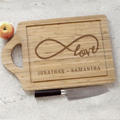 Engraved Custom Cutting Board
