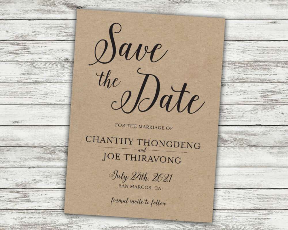 We Do Country Save The Date Set Printed, Rustic Wedding, Burlap, Kraft, Wood, Outside, Southern, Heart