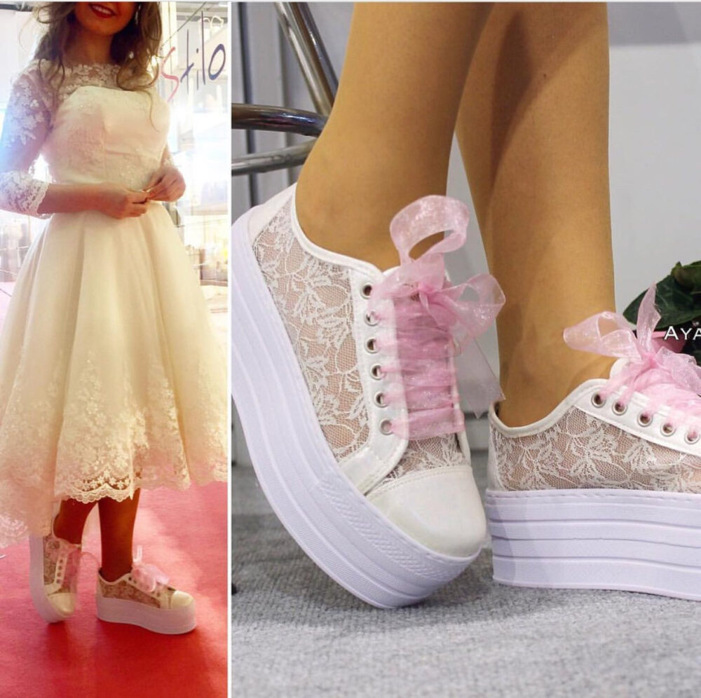 Lace Shoes, Wedding Shoes, Platform Bridal Sports, Wedding Heels, Women's Brides Weddings, Bridal Shoes