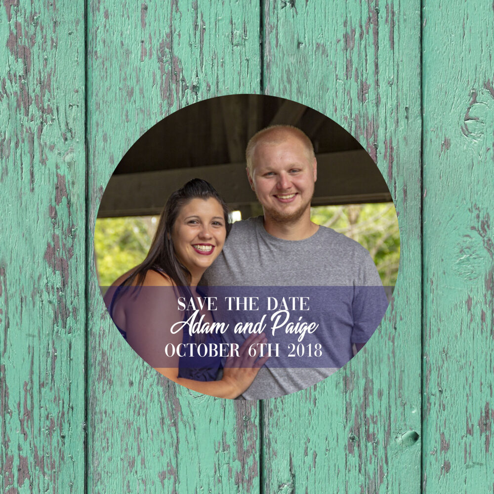 Save The Date Stickers Photo Wedding Favor Invitation With Save Date Sticker Name Dates