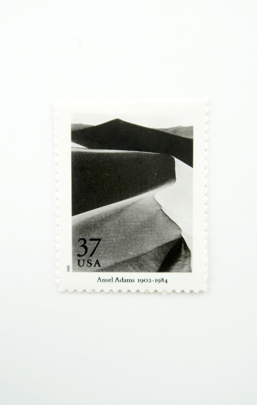 5 Masters Of American Photography Postage Stamps // Unused 37 Cent Black & White Photo Ansel Adams Wedding Postage