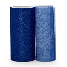 Sparkle Royal Sparkling Tulle Roll Colored - 6 X 25yd - Fabric - Width: 6 by Paper Mart