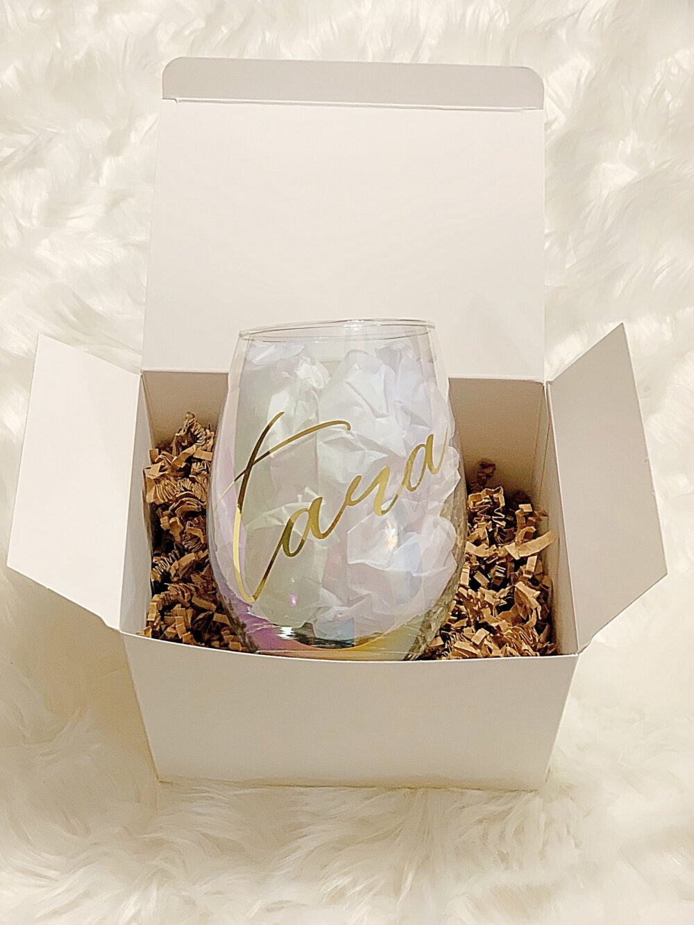 Bridesmaid Wine Glass, Proposal Gift Box, Maid Of Honor Gift, Wedding Shower, Personalized Tumbler