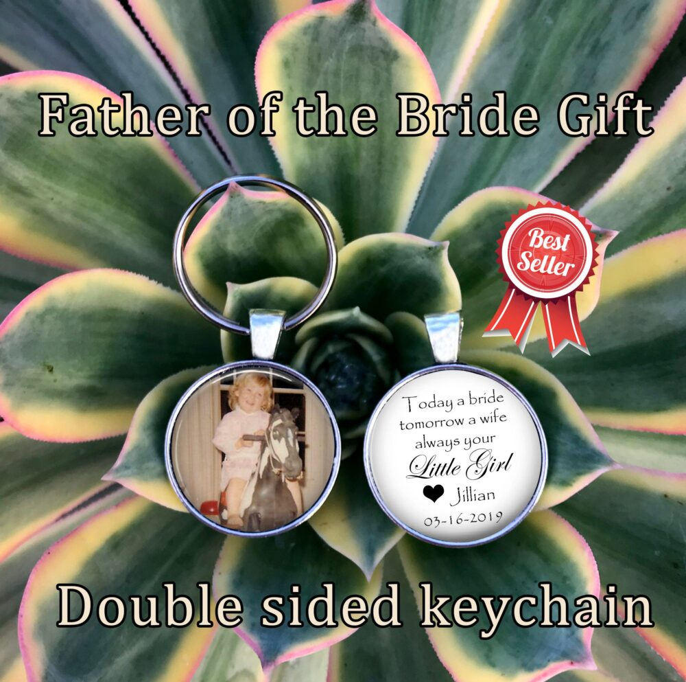 Father Of The Bride, Mother Bride, Gift Ideas For Dad, Mom, Father Bride Gift, Daugther Wedding