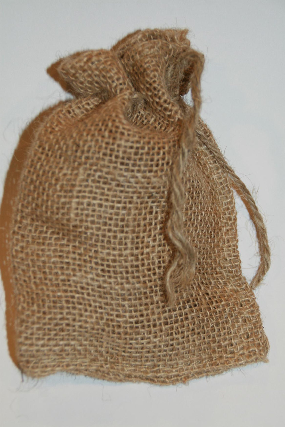 Burlap Bags, Wedding Favor Bags , Rustic 50 Qty 4x6