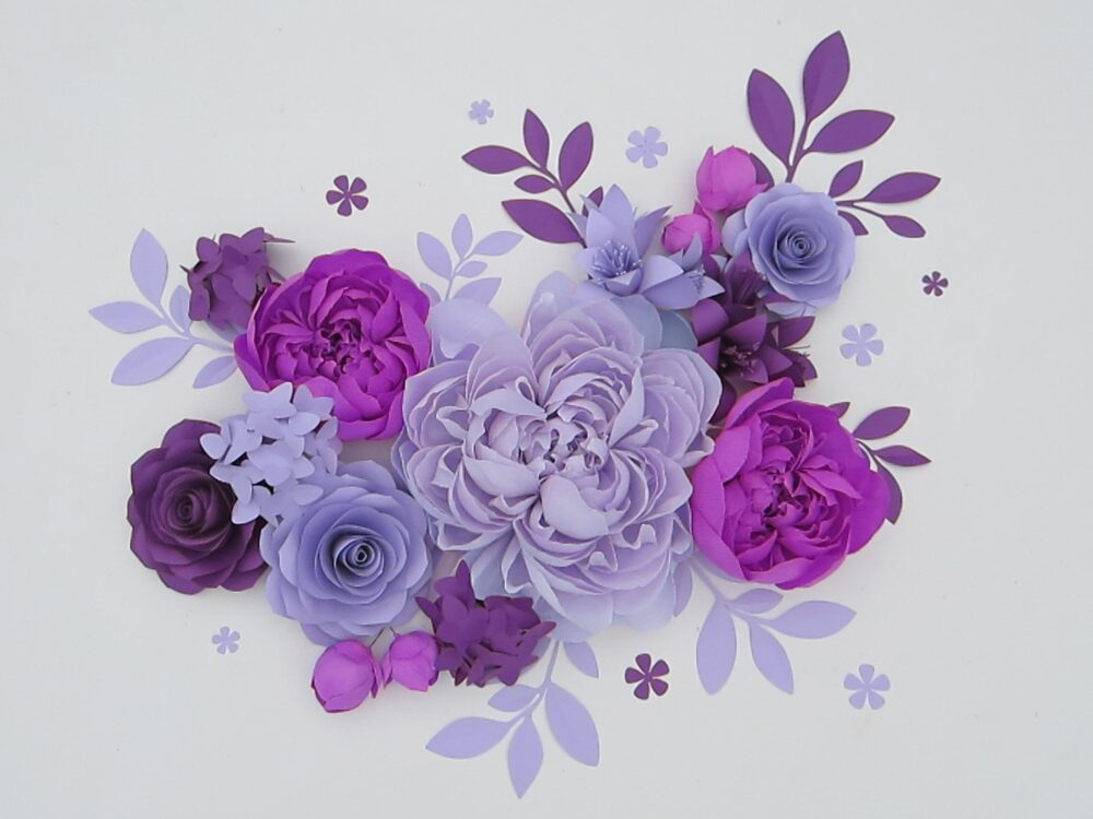 Cheer Up Gift, 3D Wall Paper Flowers, Nursery Crepe Giant Flowers Backdrop, Good Vibes Only Decorations
