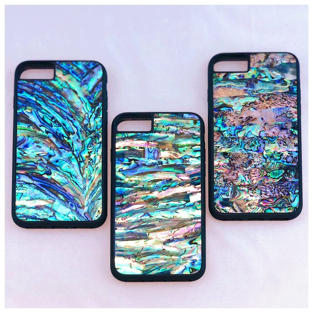 Mother Of Pearl Case | Apple Iphone 7 7+| 8 X Xs Max Xr Samsung Galaxy S9 Note Tough Phone Case Mobile